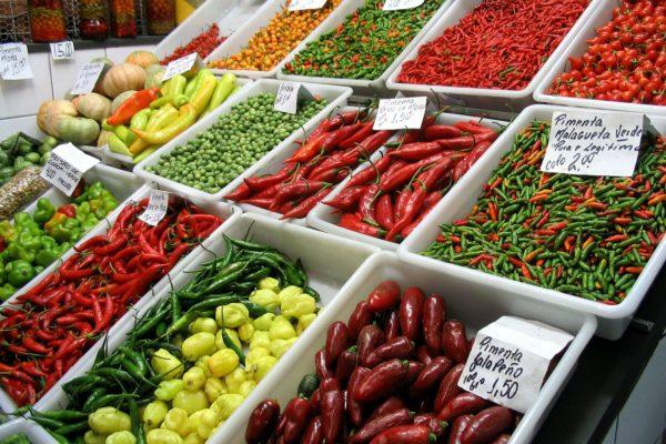 verpakking paprika